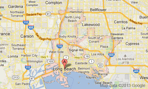 long-beach Private Investigator Territory