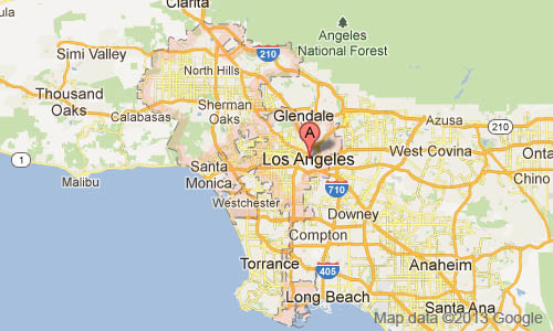 los angeles Private Investigator Territory