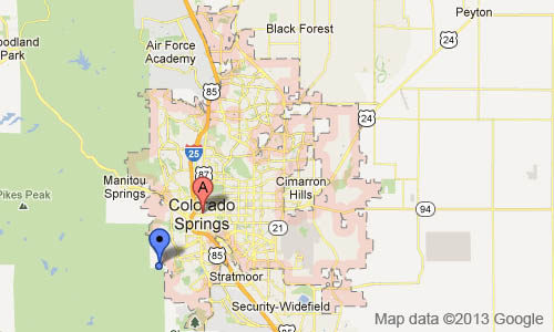 colorado-springs Private Investigator Territory